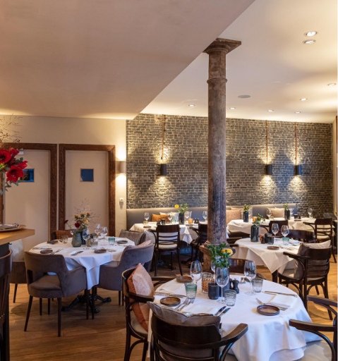 Joyau Frans Belgisch Restaurant