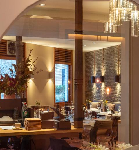 Joyau Restaurant Antwerpen Harmonie